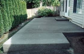 Cement backyard ideas - large and beautiful photos. Photo to ...