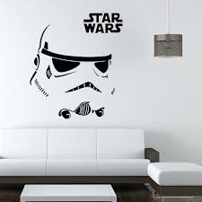 wall decals star wars together with star wars vinyl wall stickers wall decals home decor wall