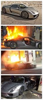 80 best images about Car crashes on Pinterest Cars Porsche.