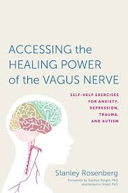Reflexology Chart Vagus Nerve Accessing The Healing Power Of The Vagus Nerve Self Help