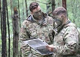 Us Army Platoon Cadets Get Heavy Dose Of Leadership Fort Carson Mountaineer
