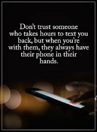Quotes About Relationships And Trust Magnificent Relationship Love Quotes Why Don't Trust Someone Too Busy