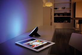 philips hue bloom will be perfect to place behind your tv desk i m sure that you can understand the reason by looking at that led bulb philips hue bloom