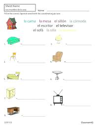 Worksheets Elementary New Here Is A Cute Little Matching And Easy ...