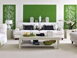 Wandgestaltung Grün Freshouse Dunkelgrüne Wand Wohnzimmer