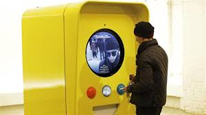 Snapchat Glasses Vending Machine Fascinating Snapchat Spectacles Take Video Cover Mortgage Payments WSJ