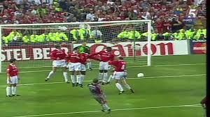 מנצ'סטר יונייטד נגד באיירן מינכן גמר ליגת האלופות 98/99 - תקציר המשחק -  video Dailymotion