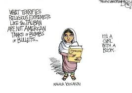 women s right to education in honor of malala yousafzai opt a young girl watched many atrocities that we will never see