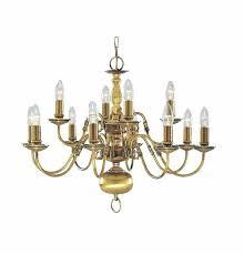 brass antique chandelier chandelier antique brass made in spain