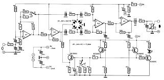 audio compressor schematic compressor pro project circuit diagram tl084 audio compressor agc circuit