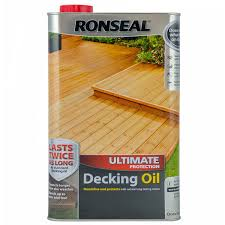 Ronseal Varnish Colour Chart Ronseal Ultimate Protection Decking Oil