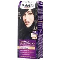 <b>Palette</b> Интенсивный цвет Стойкая крем-<b>краска для волос</b> ...