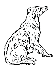 Free Dog Coloring Pages Free Printable Dog Coloring Pages Free Pug