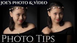 rembrandt portrait lighting setup with sdlites photography tips you