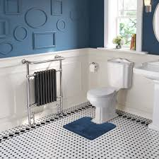 traditional black bathroom. Traditional Black Bathroom Radiator. Zoom