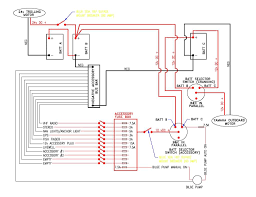 wiring diagram for 12 24 volt trolling motor the wiring diagram wiring scheme for mako 191 almost finished the hull truth wiring