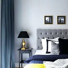 bedroom ideas blue. Blue And Gold Bedroom Grey Bed Black Curtain Dream Dreaming Ideas G