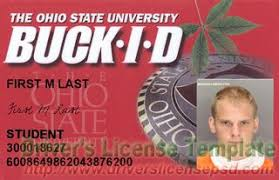License Drivers Ohio University Psd Card Fake - Students