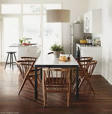 mid century modern kitchen table and chairs. Mid Century Kitchen Curtains Design Ideas Modern Table And Chairs .