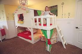 cool diy kids beds. Plain Cool DIY Kura Playhouse Bed With A Deck Area In Cool Diy Kids Beds
