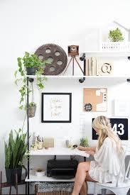 pinterest home office. home tour amber thrane of dulcet creative pinterest office b