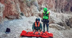 Un equipaggio dell'Aeronautica di Marsala salva una donna in fibrillazione  ventricolare nella Riserva Naturale dello Zingaro - Il Vomere
