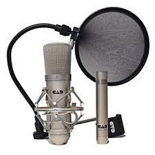 cad gxl2200sp condenser microphone studio pack microphonesworld com image 1