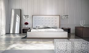 modloft worth platform bed with headboard  modloft worth platform