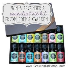 eden garden essential oils. Interesting Essential Win A Beginneru0027s Essential Oil Kit From Edenu0027s Garden On Eden Garden Oils