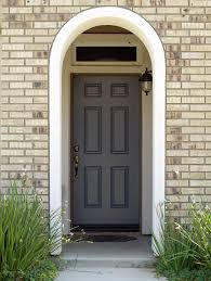 house front doorfront door of Spring Texas house  Spring Texas Real Estate