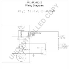 prestolite leece neville m125r2632se wiring diagram