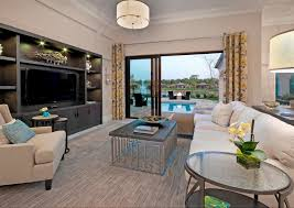 miami built in entertainment center ideas with brass hurricane candleholders living room eclectic and drum pendant