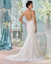 Martin Thornburg For Mon Cheri 116206 Marigold Wedding Gown