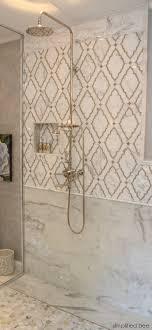 bathroom glass tile shower. lady\u0027s master bath designed by johnny moallempour of mjm interior design bathroom glass tile shower