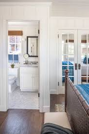 mirrored french closet doors Closet Traditional with baseboard built
