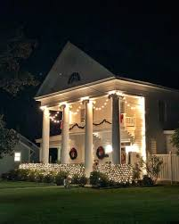East Texas Lighting Hello Holidays We Cant Wait To See Historic Homes Decked