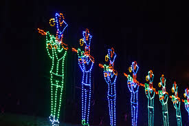 Albany Lights Celebrate The Holiday Season In Albany New York On A
