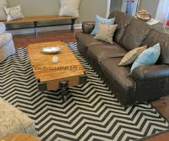 black and brown chevron rug designs