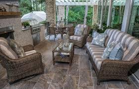 beautiful wicker outdoor furniture
