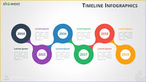 Powerpoint Timeline Template Free Of Timeline Infographics