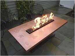 home design diy propane fire pit beautiful build your own gas fire table diy propane