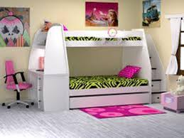 image of kids bunk beds with stairs and desk bunk beds stairs desk