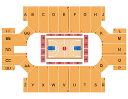 Cross Insurance Arena Seating Chart Portland