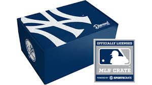 New York Yankees Diamond Crate from Sports Crate