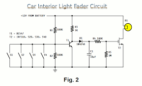 cilfc png cilfc2 png 2 shows the proposed car interior light fader circuit when any