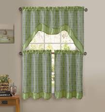 Kitchen Tier Curtains Sets Similiar Green Kitchen Curtain Sets Keywords