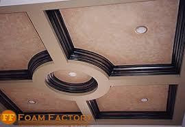 Decorative Foam Tiles Architectual Decorative Ceiling Tiles by Foam Factory 31