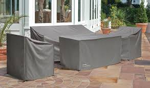 protective cover for the palma sofa set from kettler s casual dining garden furniture range on a