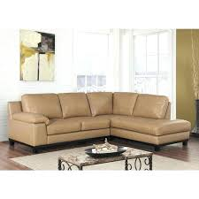top grain leather sectional by abbyson adler