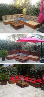outdoor furniture made with pallets. Amazing Uses For Old Pallets - 13 Pics Outdoor Furniture Made With